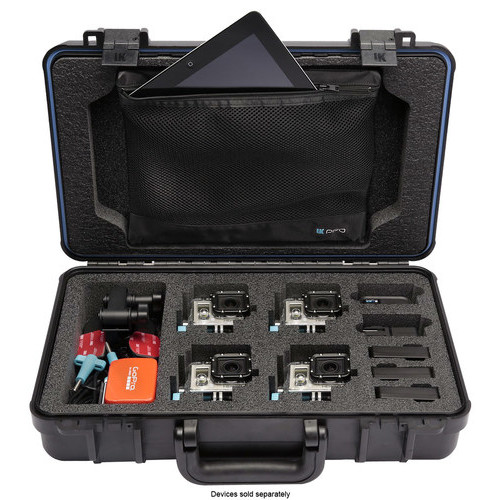 UKPro - POV60 Waterproof Camera Case for GoPro - Black