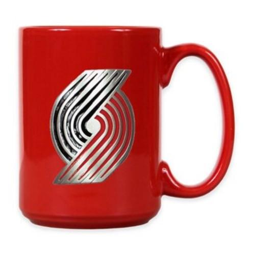 NBA Portland Trail Blazers Coffee Mug in Red