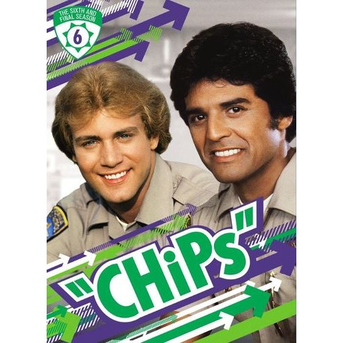 CHiPs: The Complete Sixth and Final Season [4 Discs] [DVD]