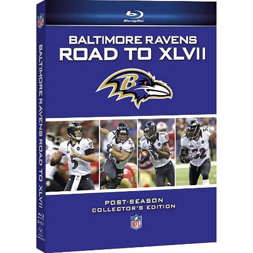 Baltimore Ravens: Road to XLVII (Blu-ray)