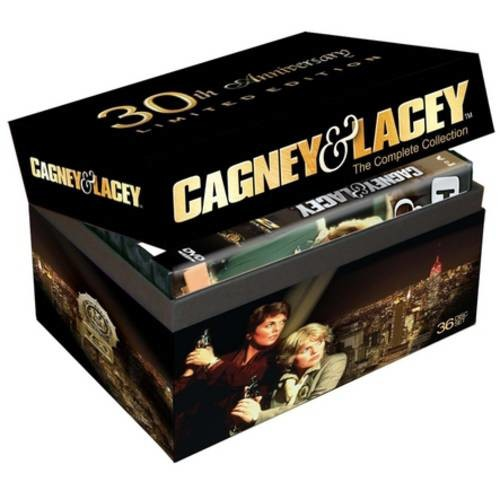 Cagney & Lacey The Complete Series 30th Anniversary