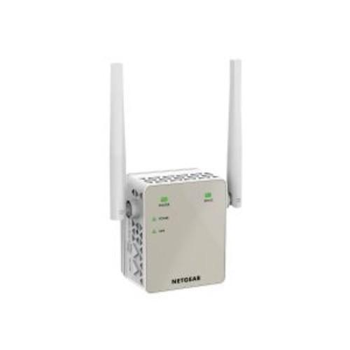 NETGEAR EX6120 - Wi-Fi range extender - 802.11a/b/g/n/ac - Dual Band (EX6120-100NAS)