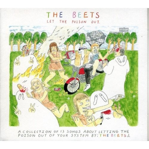 Let the Poison Out [CD]