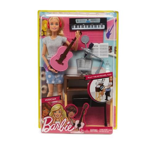 Barbie Music Playset