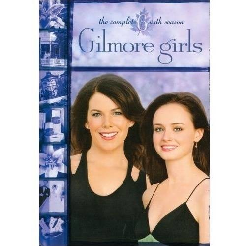 Gilmore Girls: The Complete Sixth Season [6 Discs] [DVD]