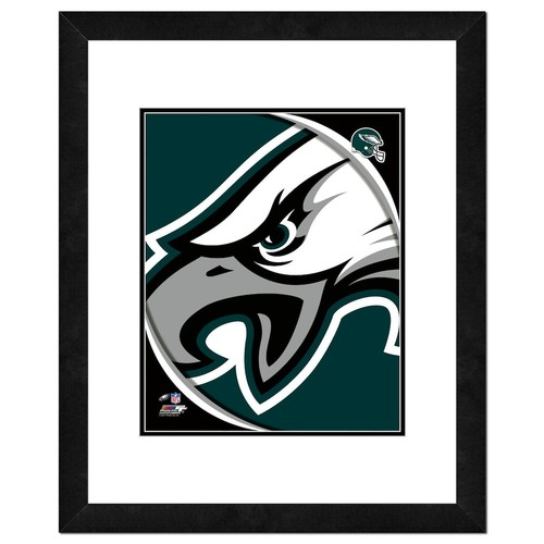 Philadelphia Eagles Framed Logo