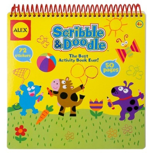 ALEX Toys Artist Studio Scribble and Doodle
