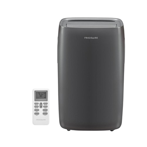 Frigidaire 14,000 BTU 3-Speed Portable Air Conditioner with Heat, Dehumidifier, and Remote for 700 sq. ft.