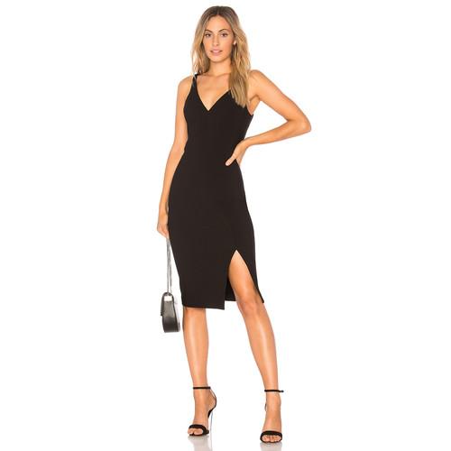 LIKELY Elisas Dress in Black
