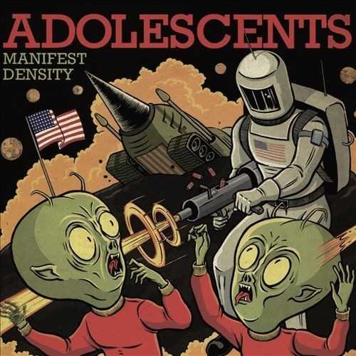 Manifest Destiny [CD]