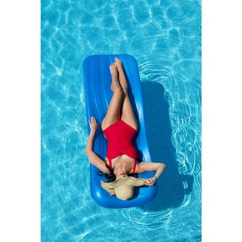 Aqua Cell 1.75 in. Thick Deluxe Cool Blue Pool Float