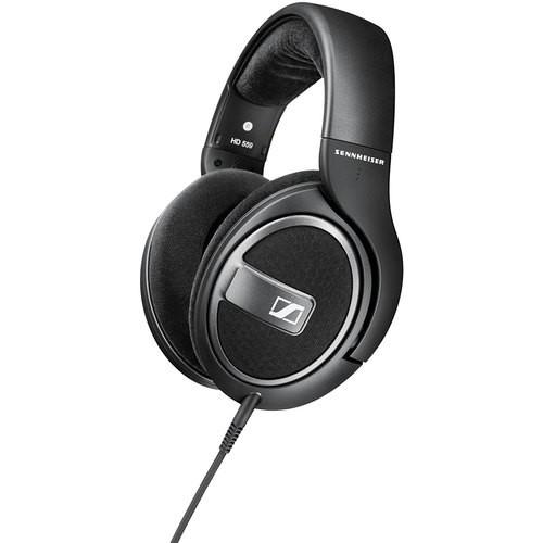 Sennheiser HD-559 High-Performance Around-Ear Headphones