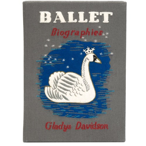 OLYMPIA LE-TAN 'Ballet Biographies' Clutch