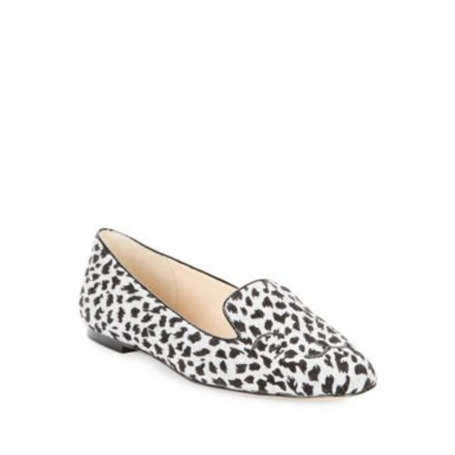 Karl Lagerfeld - Embroidered Animal Embroidered Loafers