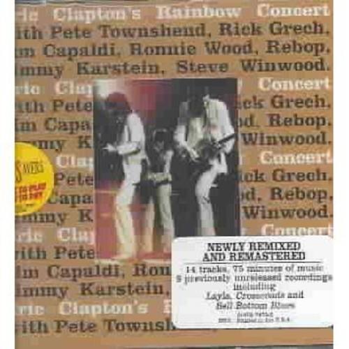 Eric clapton - Eric clapton's rainbow concert (CD)
