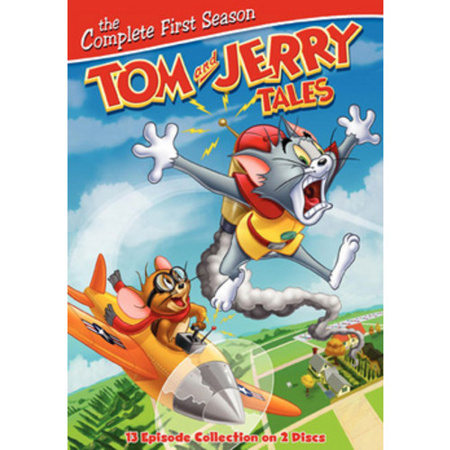 Tom and Jerry Tales: The Complete First Season [2 Discs] [DVD]