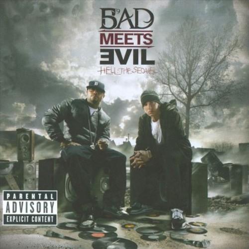 Bad Meets Evil - Hell: The Sequel [Explicit Lyrics] (CD)