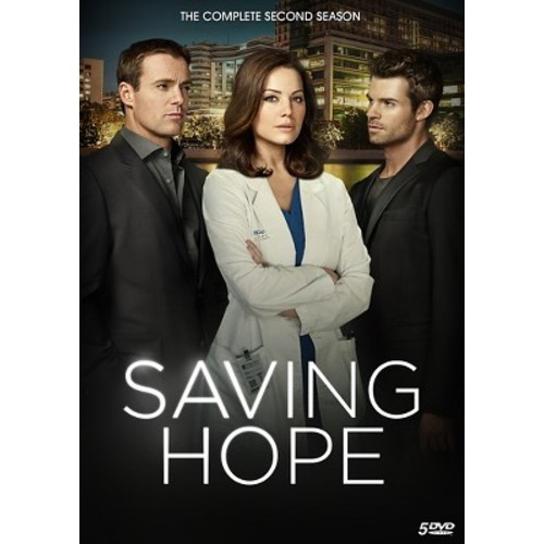 Saving Hope: Season 2 (5 Discs) (dvd_video)