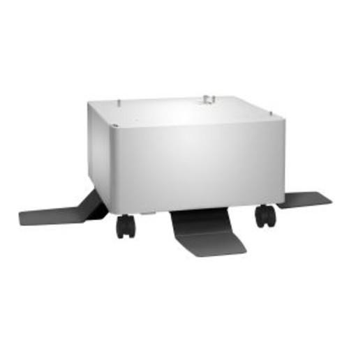 HP Color LaserJet - Printer cabinet - for Color LaserJet Enterprise Flow MFP M577; LaserJet Enterprise MFP M577