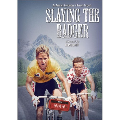 Slaying the Badger [DVD] [2014]