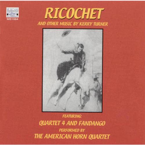 Ricochet And Other Music By Kerry CD (2002)