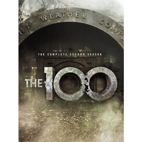 The 100: The Complete Second Season [DVD]