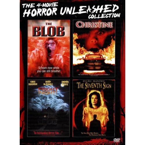 The 4-Movie Horror Unleashed Collection [2 Discs] [DVD]
