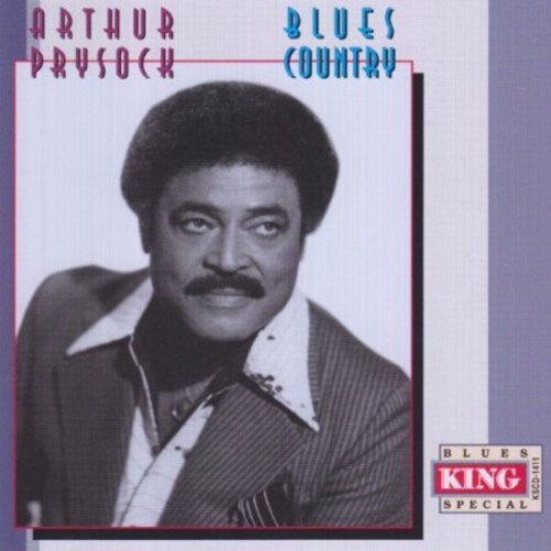 Blues Country [CD]