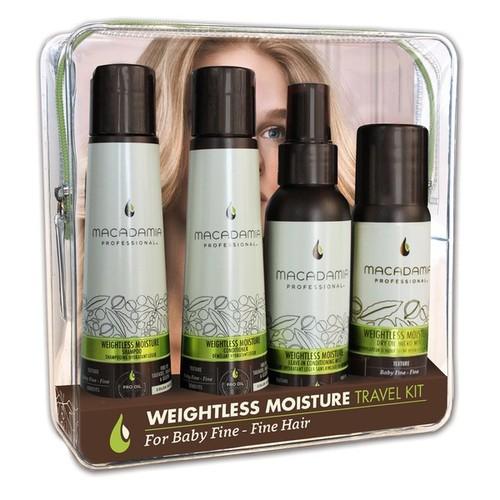 Weightless Moisture Travel Kit