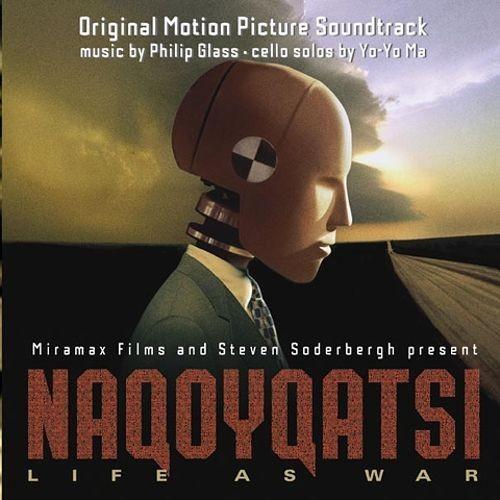 Naqoyqatsi [Original Motion Picture Soundtrack] [CD]