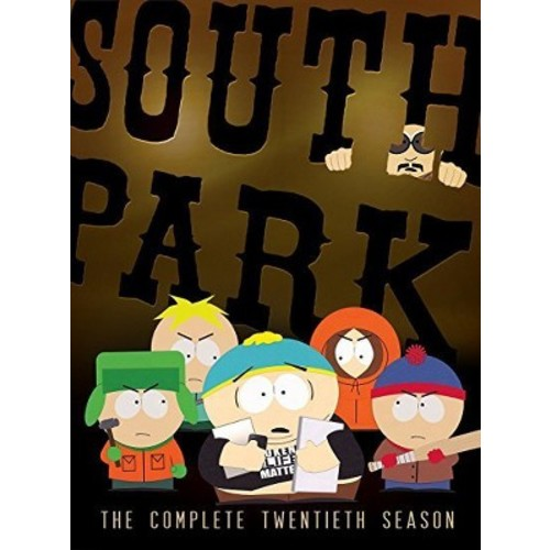 South Park: The Complete Twentieth Season [DVD]