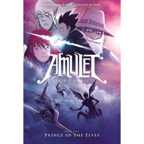 Amulet 5: Prince of the Elves