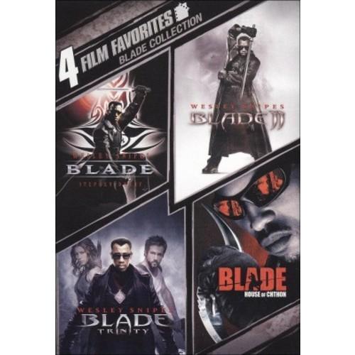 Blade Collection: 4 Film Favorites [2 Discs]