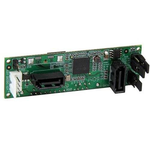 StarTech Internal SATA to Dual SATA HDD RAID Controller Card S322SAT3R