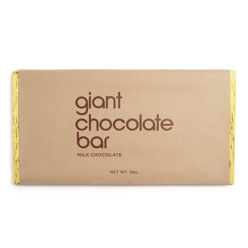 Giant Chocolate Bar, Milk Chocolate - 100% Exclusive