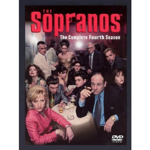 Sopranos: the Complete Fourth Season