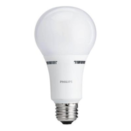 Philips 75W Equivalent Soft White Household A21 Dimmable LED Energy Star with Warm Glow Light Effect Light Bulb