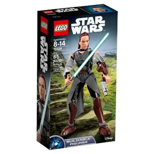 LEGO Constraction Star Wars The Last Jedi Rey 75528