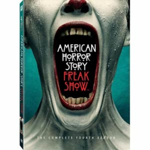 American Horror Story: Freak Show: The Complete Fourth Season [DVD]