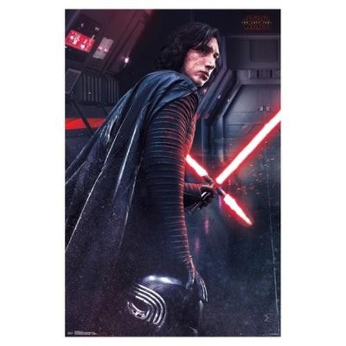 Star Wars: The Last Jedi Kylo Ren Poster 34x22 - Trends International