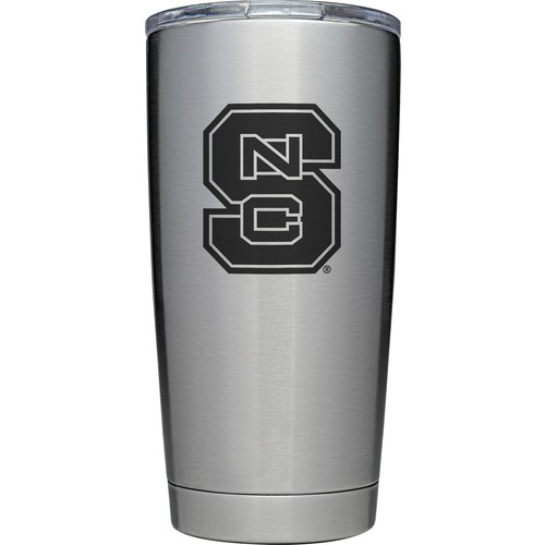 YETI NC State Wolfpack 20 oz. Rambler Tumbler with MagSlider Lid