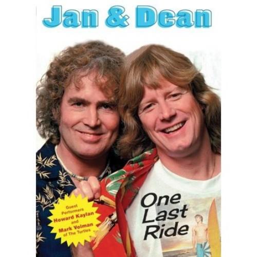Jan & Dean...One Last Ride (DVD)