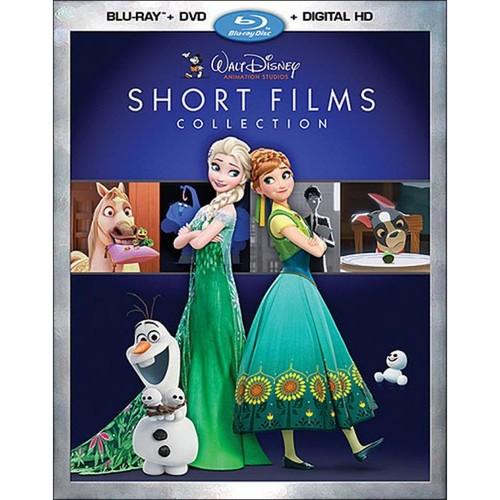 Walt Disney Animation Studios Short Films Collection [Blu-ray/DVD] [Includes Digital Copy]
