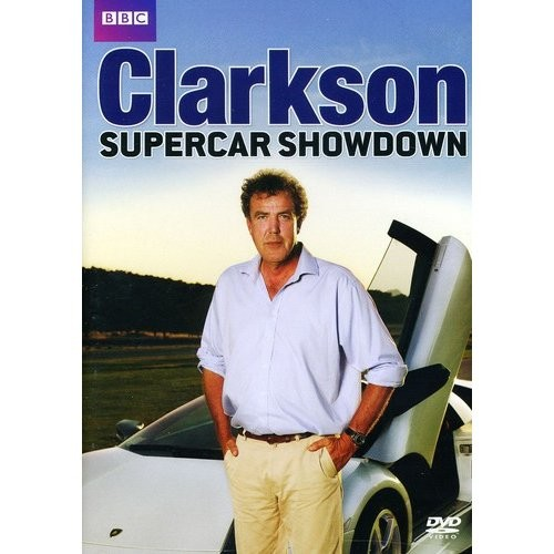Clarkson: Supercar Showdown [DVD] [2011]