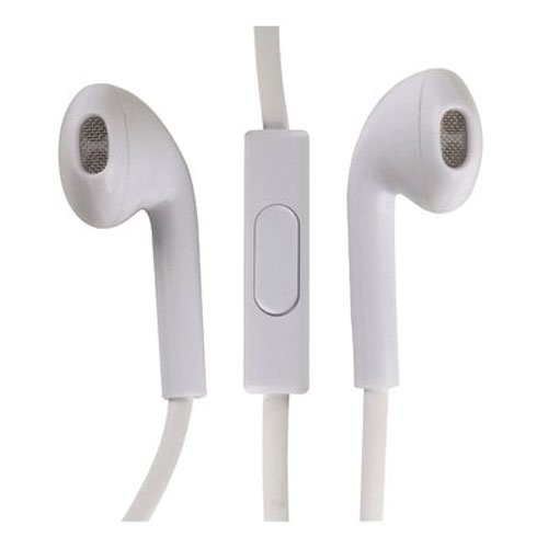 RCA HP180 Noise-Isolating Earpod Shape Earbuds with In-Line Mic 10mm Neodymium Drivers
