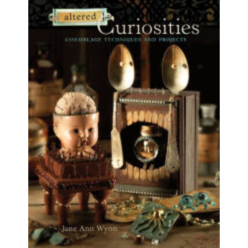Altered Curiosities: Assemblage Techniques and Projects (PagePerfect NOOK Book)