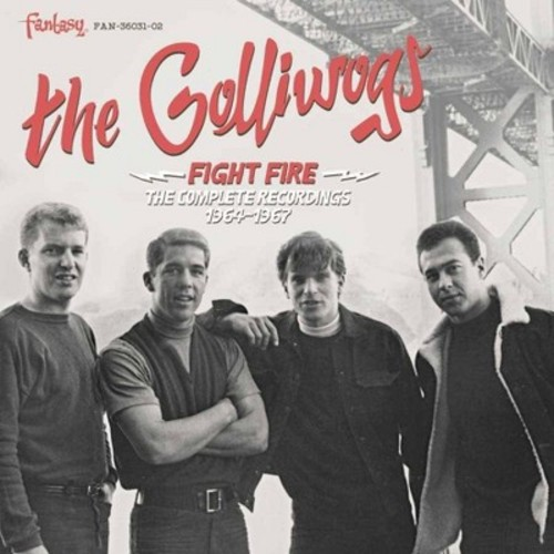 Fight Fire: The Complete Recordings 1964-1967 - CD
