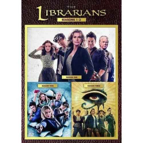 Librarians:Seasons 1-3 (DVD)
