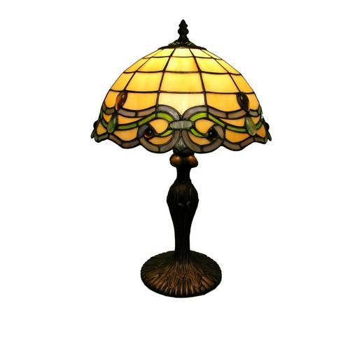 Warehouse of Tiffany Tiffany-Style Simple Table Lamp