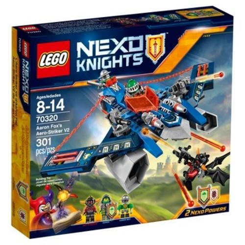 LEGO Nexo Knights: Aaron Fox's Aero-Striker V2 (70320)